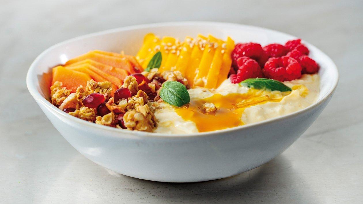 Bowl de Pequeno Almoço