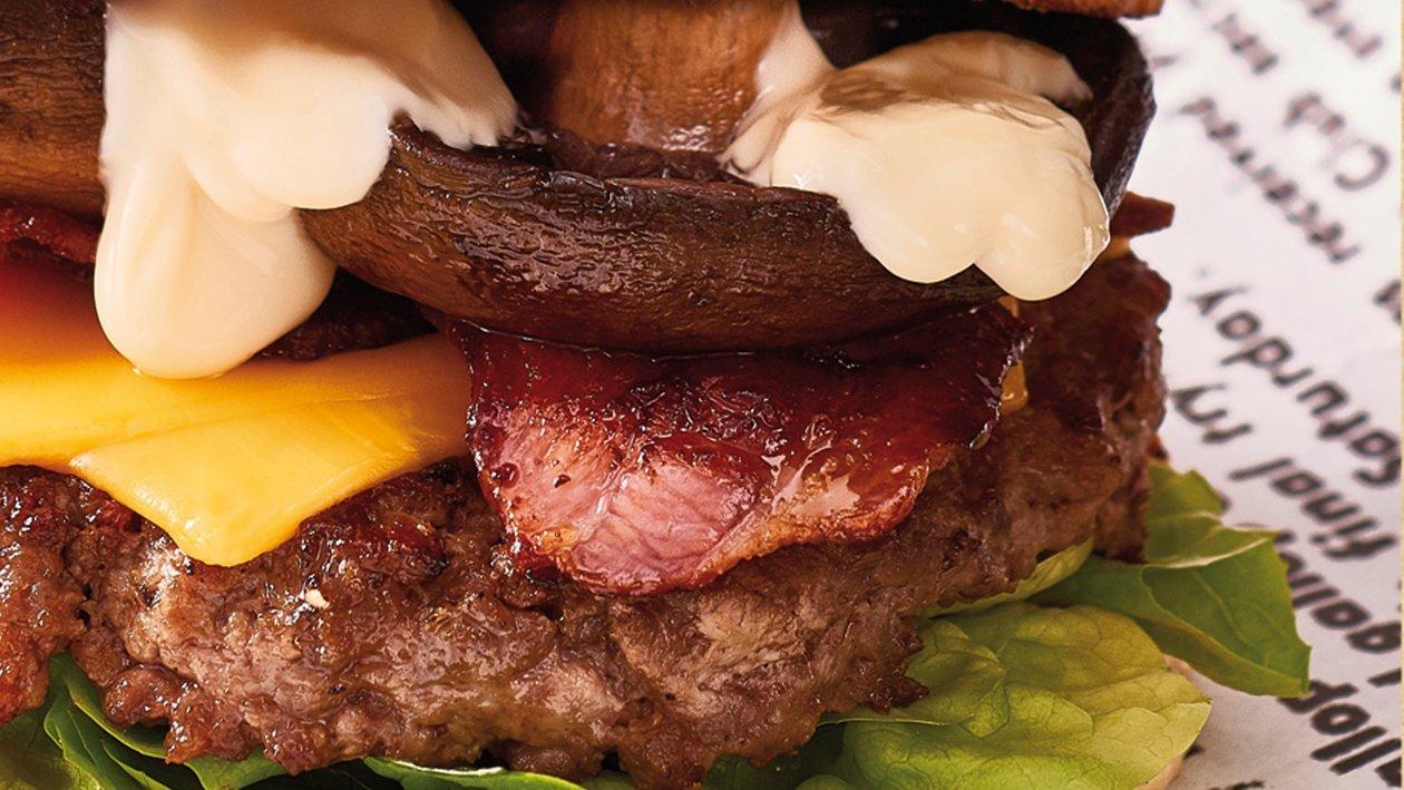 Hambúrguer T de Tântrico