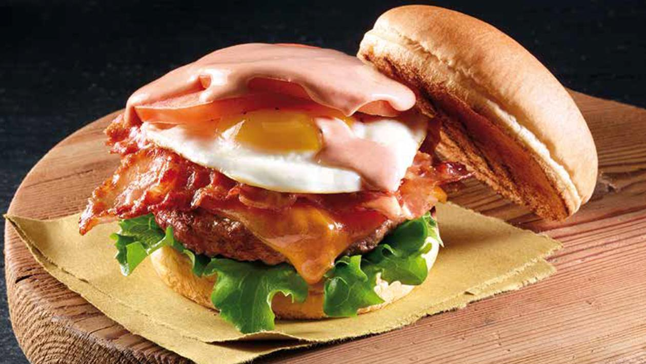 O Melhor Hambúrguer