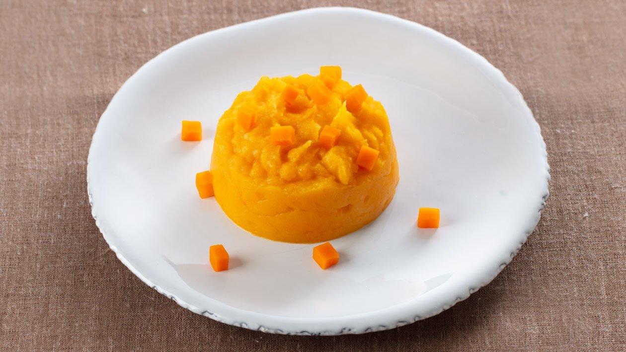 Puré de Cenoura