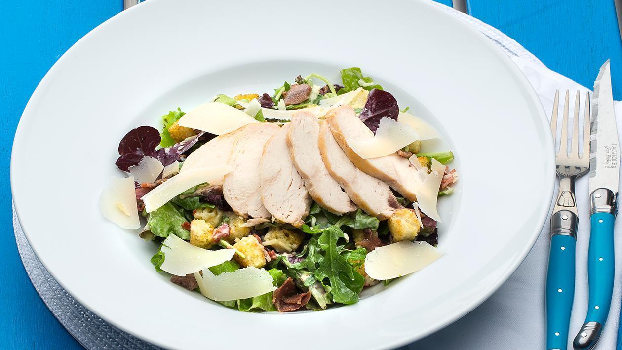 Salada César de Frango
