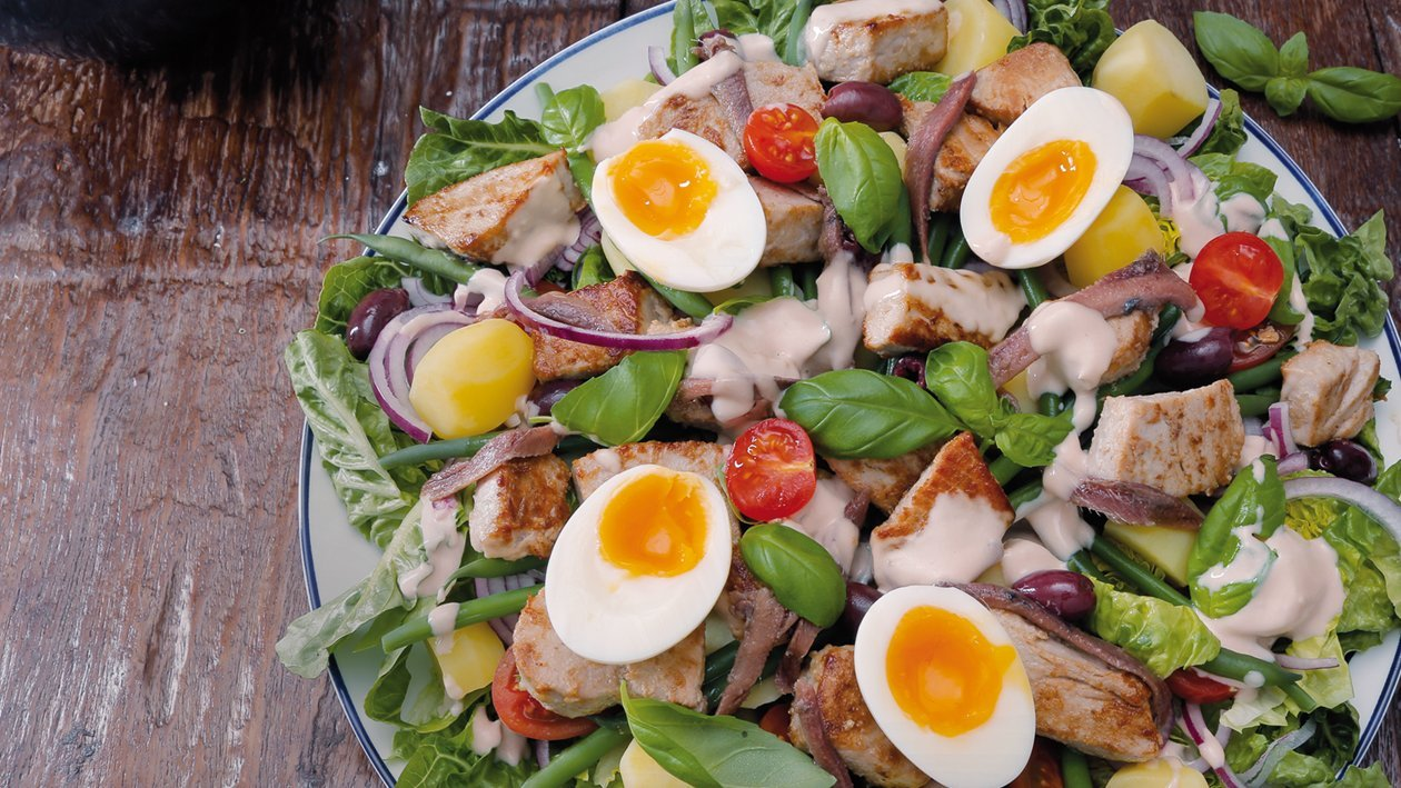 Salada Gourmand