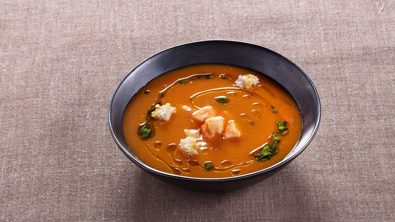 Sopa Rica de Marisco