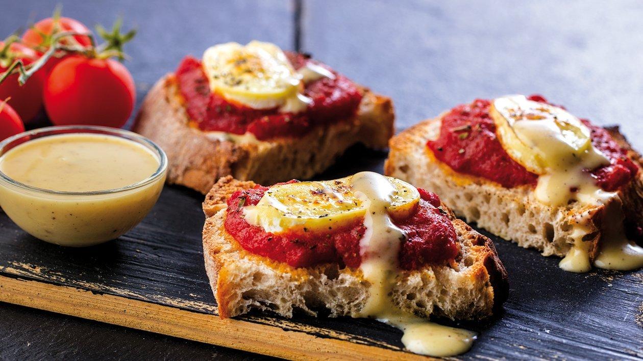 Tapa Molho de Tomate