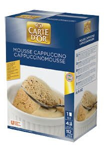 Carte D'Or Mousse cappuccino -
