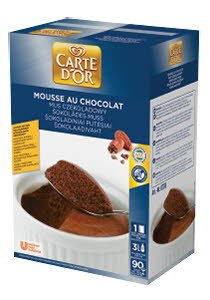 Carte D'Or Mousse cu Ciocolata -