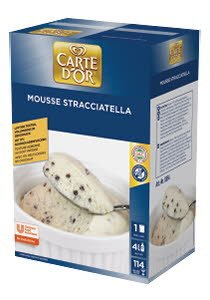 Carte D'Or Mousse Stracciatella