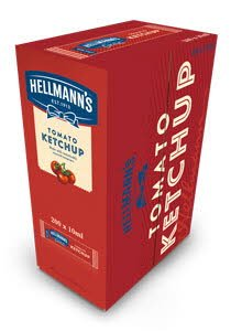 Hellmann's Ketchup portionat 15 ml -