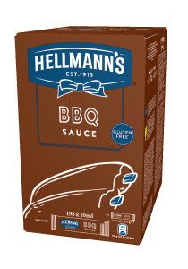 Hellmann's Sos Barbecue portionat 10 ml -