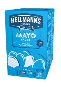 Hellmann's Sos de Maioneza Light 10 ml