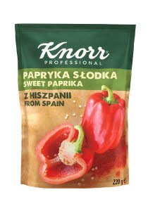 Knorr Boia de Ardei Dulce din Spania