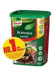 Knorr Bratenjus - Sos pentru friptura