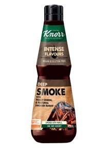 Knorr Condiment Lichid Burnt Smoke