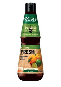 Knorr Condiment Lichid Citrus Fresh