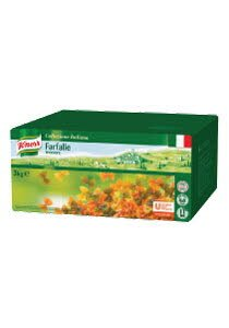 Knorr Farfalle tricolore 3 kg
