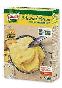Knorr Fulgi de cartofi cu lapte