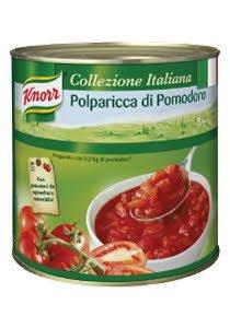 Knorr Rosii cuburi in suc de rosii -