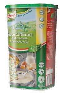 Knorr Sos Carbonara