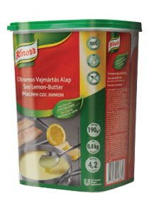 Knorr Sos Lemon Butter -