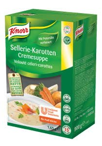 Knorr Supa crema de legume