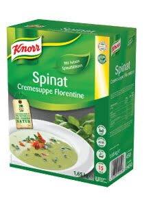 Knorr Supa crema de spanac