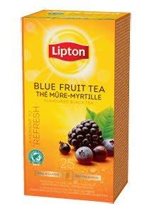Lipton Classic Fructe albastre 25 plicuri