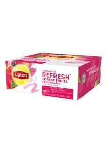 Lipton Classic Fructe de padure 100 plicuri -