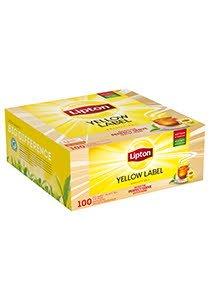 Lipton Classic Yellow Label 100 plicuri -