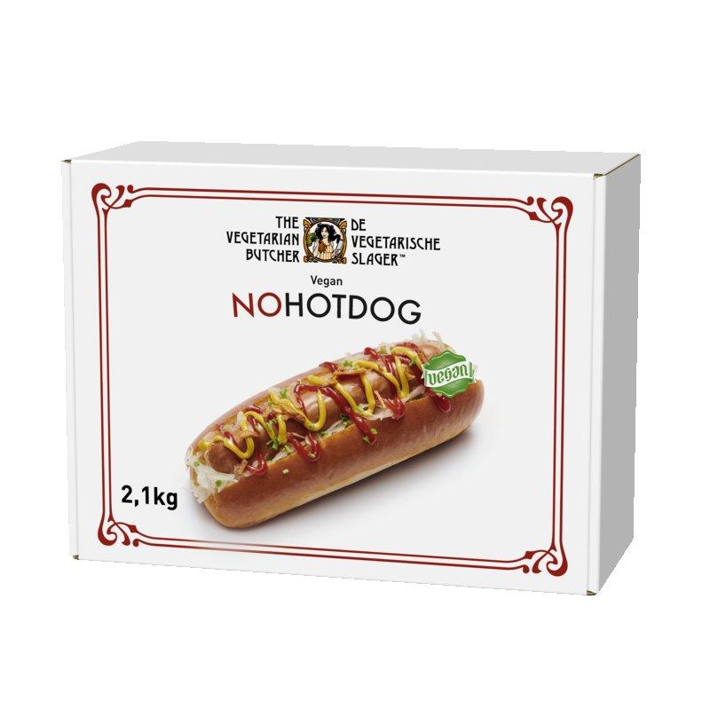 NoHotDog 2.1 kg - Proteine din plante cu gustul si textura carnii