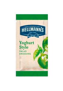Hellmann's Dressing Salata Iaurt si lime 30 ml - Am nevoie de dressinguri pentru salata, gata preparate si portionate, de calitate si potrivite pentru salatele comandate la pachet.