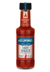 Hellmann's Sos Ardei Iute 95 ml - Am nevoie de un sos iute deosebit, pentru oaspetii care adora mirodeniile in mancarea lor.