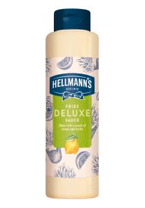 """Hellmann's Sos de maioneza cu suc de lamaie 850 ml - Sosurile """"One Hand"""" de la Hellmann's, alegerea mea pentru preparatele Street Food."""