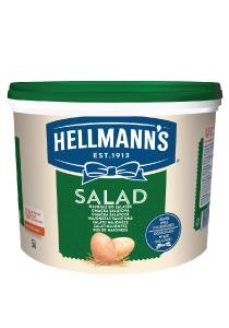 Hellmann's Sos de Maioneza Light 5 kg - Clientii tai isi doresc salate gustoase si cu un aspect placut