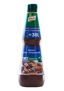 Knorr Bulion Lichid de Crustacee - Cu Knorr Bulion Lichid de Crustacee dai gust preparatelor tale, reduci timpul de preparare si obtii acelasi gust constant!