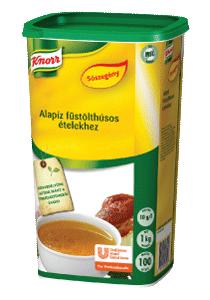 Knorr Concentrat Costita Afumata 1 kg - Baza ideala pentru retete si alegerea potrivita pentru a intensifica gustul ingredientelor folosite.