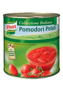 Knorr Rosii intregi decojite - Un produs gata de utilizare, ambalat economic si cu acelasi gust deosebit, de fiecare data.