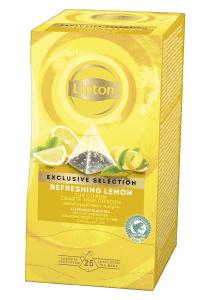 Lipton Ceai Negru cu Coaja de Lamaie 25 plicuri