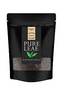 Pure Leaf Ceai negru cu vanilie 200 g - O experienta exceptionala a ceaiului incepe cu o simpla frunza. Si se incheie cu o servire impecabila.