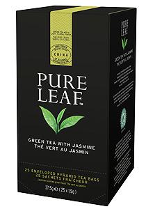 Pure Leaf Ceai verde cu iasomie 25 plicuri