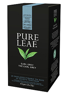 Pure Leaf Earl Grey 25 plicuri