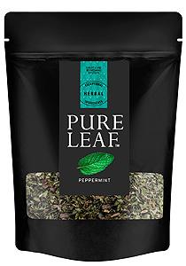 Pure Leaf Infuzie Menta 75 g  - O experienta exceptionala a ceaiului incepe cu o simpla frunza. Si se incheie cu o servire impecabila.