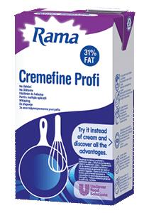 Rama Cremefine Profi 31%