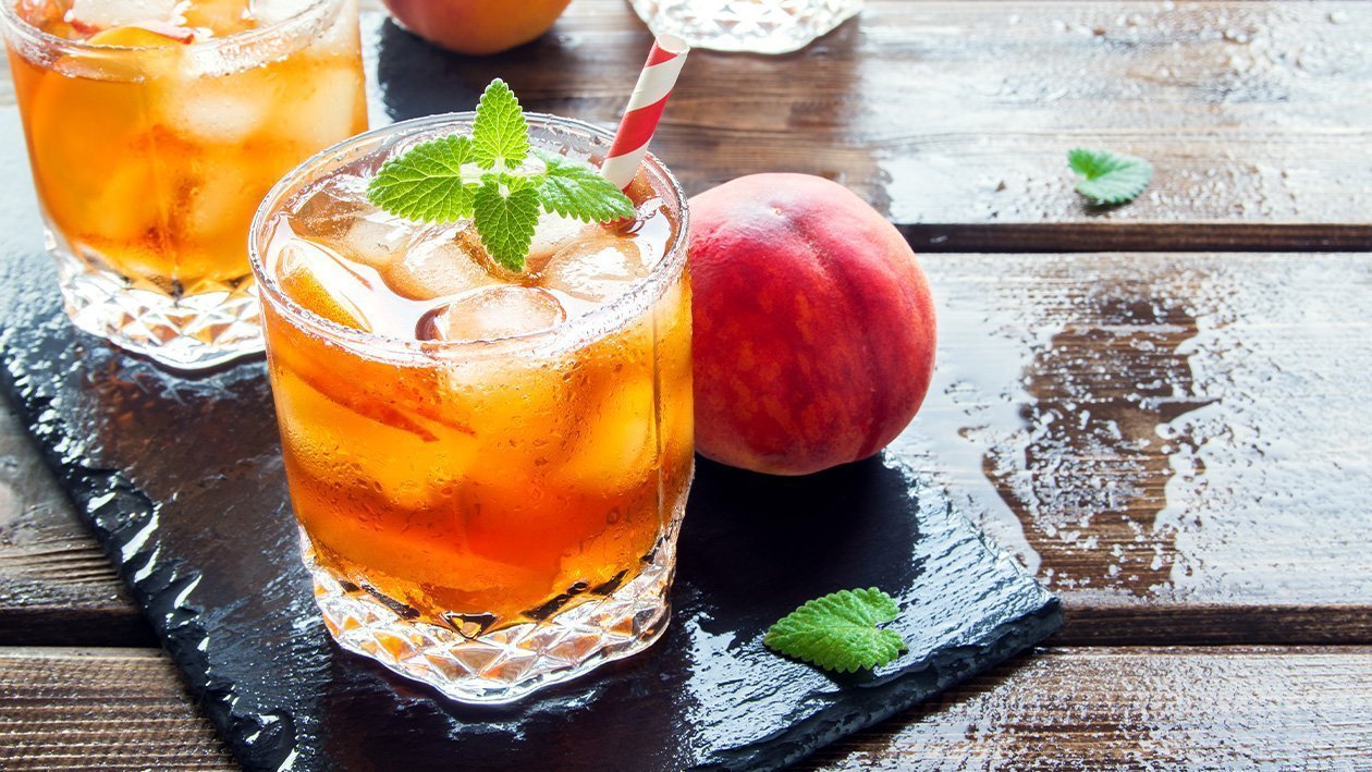Ceai de fructe tropicale