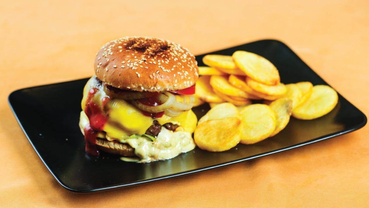 Hamburger de vita