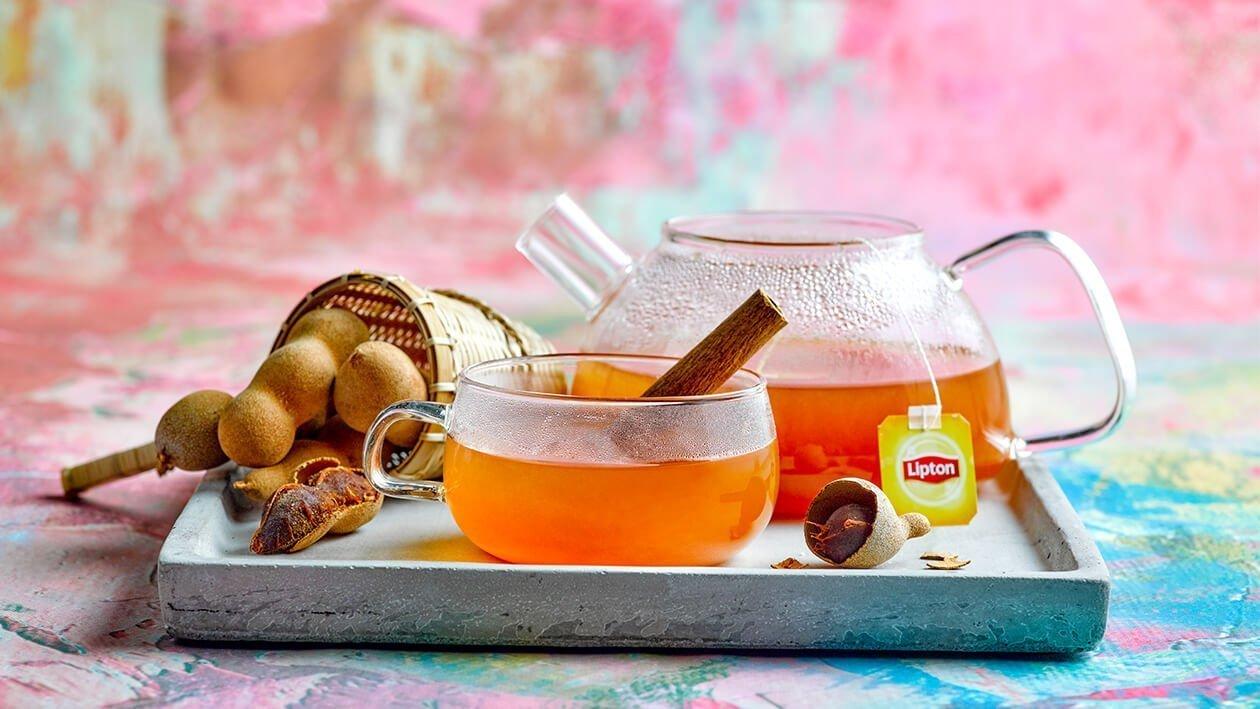 Infuzie aromatizata cu tamarind