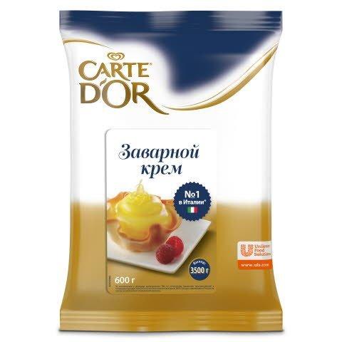 Десерт Carte D'Or Заварной Крем, 600 гр -