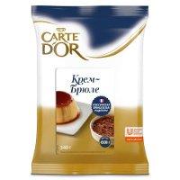 CARTE D'OR Десерт Крем-брюле Сухая смесь (540г)