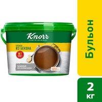 KNORR Бульон из Бекона Сухая смесь (2 кг)