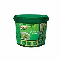 KNORR Суп-пюре из шпината Сухая смесь (1,6кг)