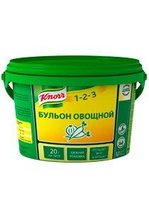 KNORR Бульон овощной (2кг)